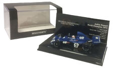 Minichamps Tyrrell 006 1973 - Jackie Stewart F1. World Champion 1/43 Scale