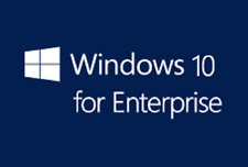 LICENZA/LICENSE MICROSOFT WINDOWS 10 Enterprise  Retail  1 key =  20 computers