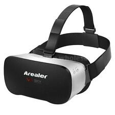 360°View All-in-one Virtual Reality 3D VR Glasses Octa Core 1080p FOV WiFi BT4.0