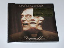 CD - EYELESS - THE GAME OF FEAR - METALCORE -  2007 -   NEUF SCELLE