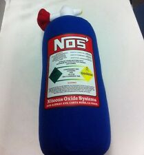 Origonal NOS TANK PILLOW Nitrous Oxide Stuffed Pillow Best Gift fast & furious