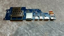 Alienware M18x R2 USB HDMI PCMCIA Card Reader Board LS-832DP YYFHR + Cable