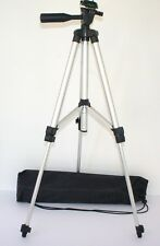 "50"" Pro Photo/Video Tripod With Case for Canon Vixia HF M40 M41"