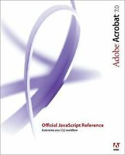 Adobe Acrobat 7 Official JavaScript Reference-ExLibrary
