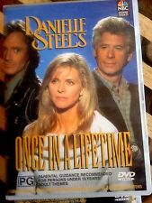 Danielle Steel's - Once In A Lifetime (DVD, 2002) * USED *