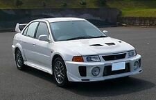 Mitsubishi Lancer Evolution Evo 4 - Evo 9 Workshop Service Manual Evo
