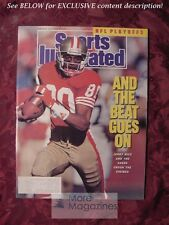 SPORTS Illustrated January 15 1990 JERRY RICE Buck Williams Lionel Simmons