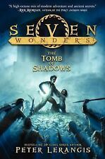 Tomb of Shadows & Lost in Babylon (Seven Wonders), Hardcovers (TWO BOOK LOT)