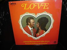 Johnny Bernard and Julie Jones – Love LP Factory Sealed, ARTCO Record Label