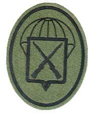 parche BRIPAC BATALLON DE INSTRUCCION PARACAIDISTAS  spain paratrooper patch