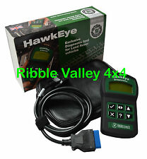 LAND ROVER HAWKEYE DIAGNOSTIC FAULT CODE TOOL BEARMACH DISCOVERY 3 4 RANGE ROVER