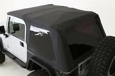Jeep Wrangler TJ Bowless Soft Top Combo 97-06 OE Replacement Black 9973235