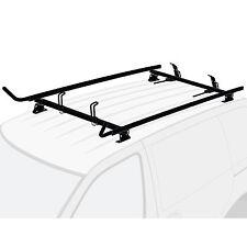 Pick up Topper UNIVERSAL Black 2x Ladder Holder Aluminum Roof Rack System