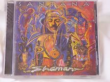 Shaman by Santana Music Audio CD Oct-2002 Arista Rock Supernatural Adouma Foo