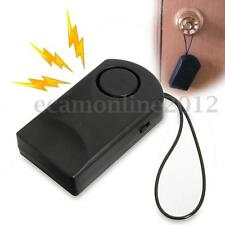 120DB Wireless Touch Sensor Door Knob Entry Alarm Alert Home Security Anti Theft