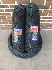 FULL BORE USA TOUR KING CRUISER MOTORCYCLE TIRE SET 130-90-16 and 150-90-15 PAIR