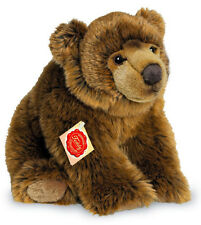 Wild/Grizzly Brown Bear Cub Suave Juguete Peluche Por Teddy Hermann - 30cm - 91027