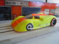 Modified Wizzard Storm Extreme ~ Fast 2.8 ohm Armature ~ Yellow GTP Lexan Body