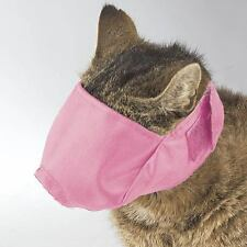 Guardian Gear Lined Cat Muzzle Pink - 6 lb - Small