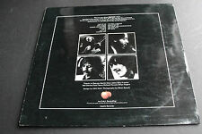 THE BEATLES: Let It Be 1970 UK 1st PCS 7096 RED APPLE Cover British Invasion LP