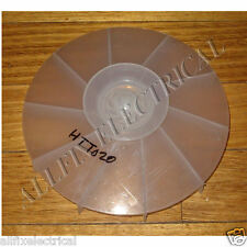 Hoover Twin Tub Aftermarket Plastic Wash Motor Pulley - Part # HTT020, HT014
