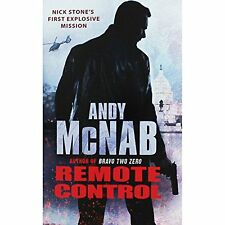ANDY MCNAB ___ REMOTE CONTROL ___ BRAND NEW ___ FREEPOST UK