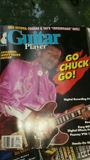 Guitar Player magazine MARCH 1988 CHUCK BERRY free usa shipping