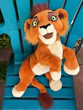 "30"" DISNEY JEMINI LION KING KOVU KIARA CUB SIMBA PLUSH SOFT TOY PYJAMA CASE BAG"