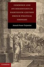 Commerce and its Discontents in Eighteenth-Century French Political Th-ExLibrary