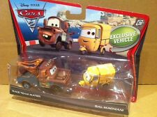 "DISNEY CARS DIECAST - ""Race Team Mater & Sal Machiani"" - Combined Postage"