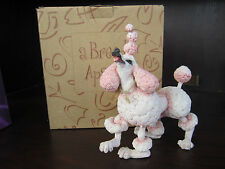 COUNTRY ARTISTS A Breed Apart CANDY The Poodle NEW In Box CA05725