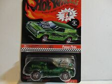 Hot Wheels Red Line Club Green Poison Pinto