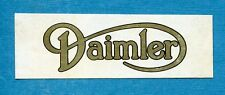 STORIA DELL'AUTOMOBILE Panini Figurina-Sticker n. 50a - DAIMLER -Rec