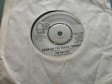 The Drifters, Down On The Beach Tonight/Say Goodbye To Angelina (Bell 1974)