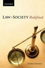 Law and Society Redefined-ExLibrary