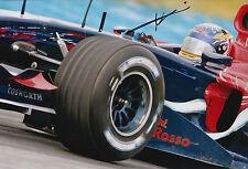 Neel Jani Hand Signed 12x8 Photo Scuderia Toro Rosso F1 11.