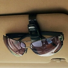 Fit Sun Visor Portable Car Sunglasses/Eye Glasses/Ticket/Card/Pen Holder Clip