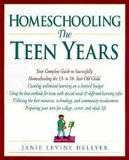 Prima Home Learning Library: Homeschooling : The Teen Years - Your Complete...