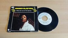 "MERRY CLAYTON - KEEP YOUR EYE ON THE SPARROW - 45 GIRI 7"" - ITALY PRESS"