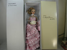 "2012 MDCC EXCL VIVA LAS VEGAS SHOWGIRL AMERICAN MODEL AM 22"" Tonner  DOLL~LE 50"