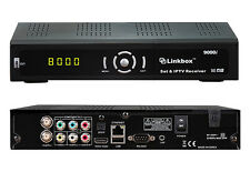 NEW Linkbox 9000i HD FTA iPTV PVR Satellite Receiver, USA Authorized Dealer