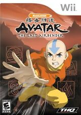 Avatar: The Last Airbender - Nintendo  Wii Game
