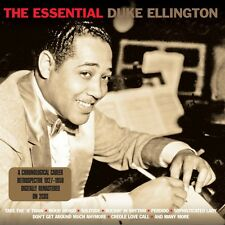 Duke Ellington ESSENTIAL Best Of 40 Songs COLLECTION New Sealed 2 CD