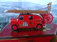Matchbox  Yesteryear YS-9 1936 Leyland Cub Fire Engine FK-7