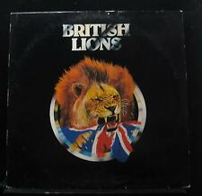 British Lions - British Lions LP Mint- RS-1-3032 White Promo Vinyl Record