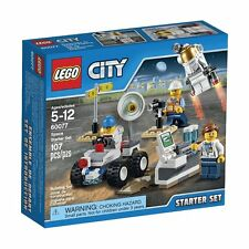 LEGO® City Space Starter Building Play Set 60077 NEW NIB