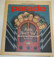 Courier Express Parade Magazine Radio Then & Now October 1979 122414R