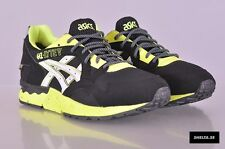ASICS GEL LYTE V SZ 8 Black Yellow GREY GORE TEX PACK H429Y-9010