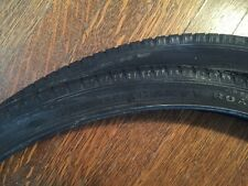 "NOS Pair(2) of IRC Roadster Tires 26x1 3/8"" Black 55PSI"