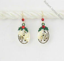 "Sienna Sky ""Christmas Music"" Earrings"